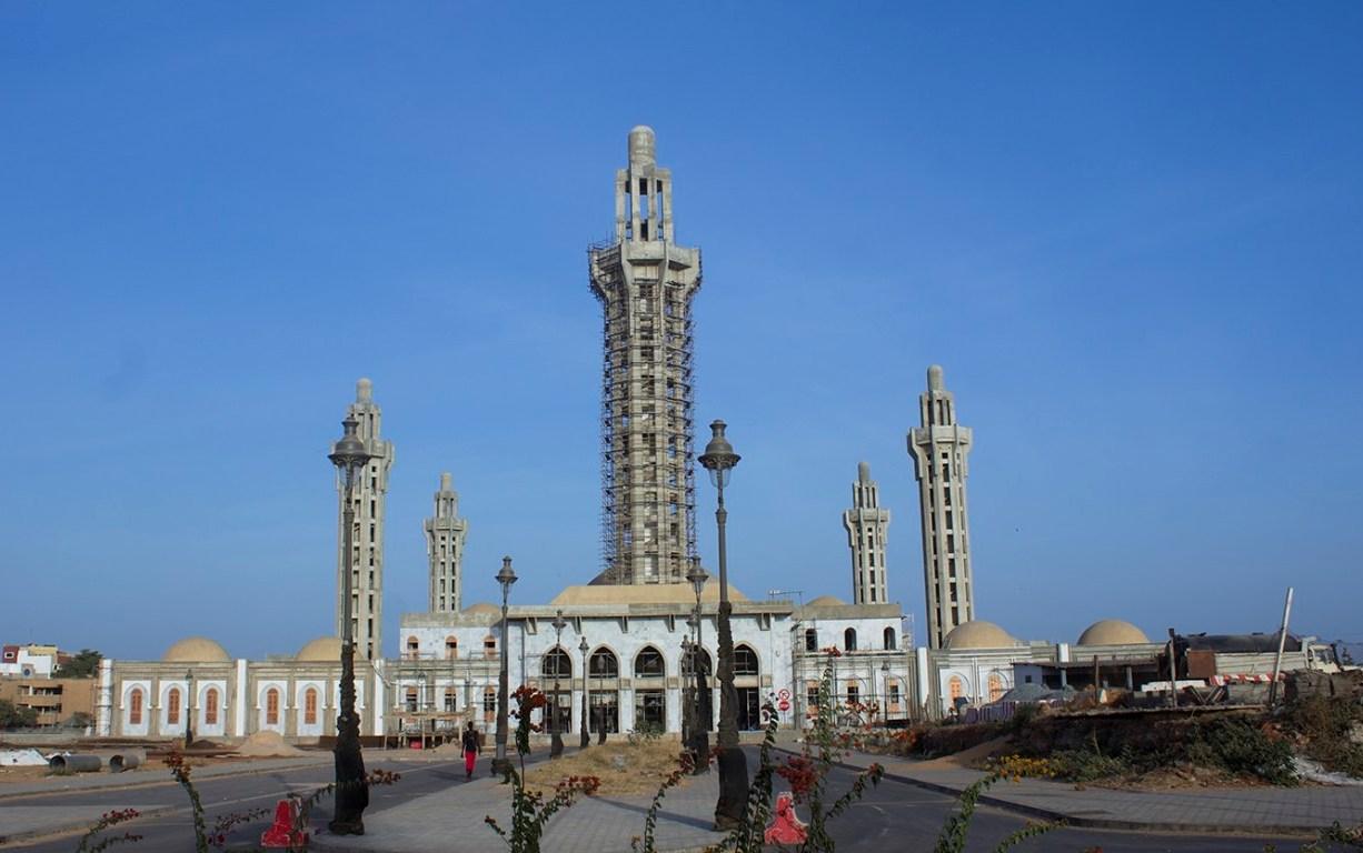 Mosquée Massalikoul Djinane